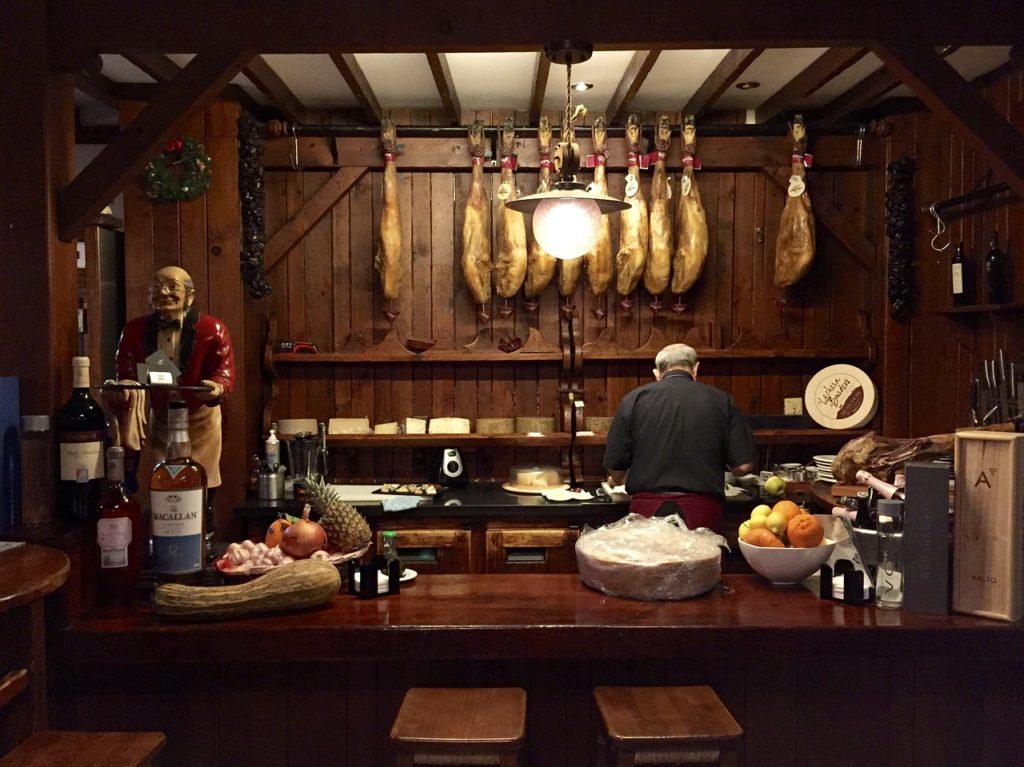 кулинарные места Барселоны